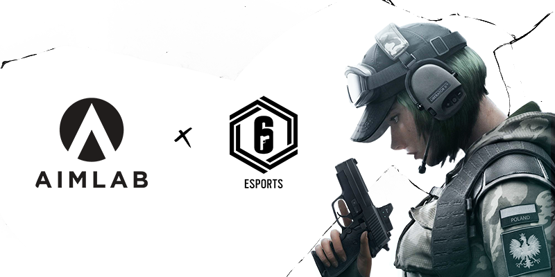 Ubisoft and Aim Lab Announced Collaboration for Rainbow Six Player