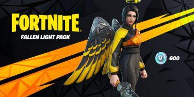 Fortnite Item Shop today: Grab the Fallen Light Pack in the Fortnite Item Shop