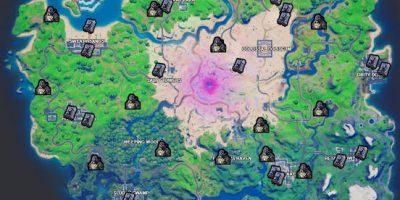 Fortnite Chapter 2 Season 8: Where to find the IO guards in Fortnite Season 8